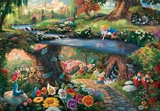 1000 Piece Jigsaw Puzzle ALICE IN WODERLAND (51 x 73.5 cm) Tenyo from Japan*
