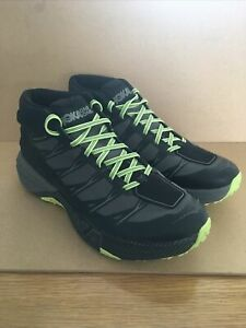 Hoka One One Mens Speedgoat Mid Waterproof Trail Running Shoes - UK Size 10.5