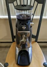 Compak F8 Od Espresso Coffee Grinder Flat Burr 83mm Electronic Made In Spain