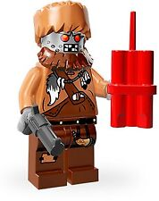 The Lego Movie Series Collectible Minifigure: WILEY FUSEBOT--FREE Comb. Shipping