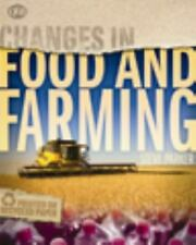 Food and Farming (Changes in) - VeryGood - Parker, Steve - Hardcover