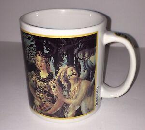 Cafe Arts Botticelli Mug