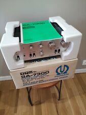 STÉRÉO AMPLIFIER PIONEER SA-7300 BOITE NOTICE TBE AMPLI VINTAGE JAPAN QUALITY