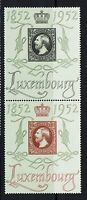 Luxembourg SC# 278 & 279 Pair - Mint Hinged (Hinge Rem) - Lot 071916