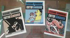 TUTTOTAMBURO 1 + 2 + 3 l' integrale di Stefano Tamburini TUTTO TAMBURO muscles