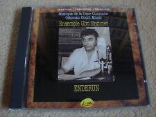CD ULVI ERGUNER Ensemble - Enderun - Ottoman Court Music (1992)