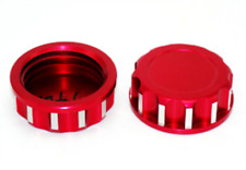 1pc Red Aluminum CNC Gas Can Cover for Jerry Cans (Universal) TH005-01902