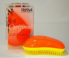 "Tangle Teezer 3 x The Original "" Mandarine Sweetie "" BROSSE ORANGE/jaune ("