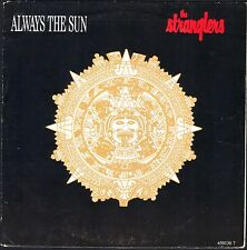 THE STRANGLERS ALWAYS THE SUN 45T SP 1986 EPIC 650.130 DISQUE NEUF / MINT