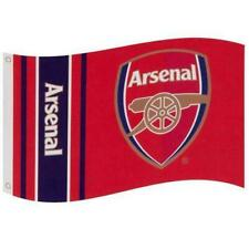 Arsenal FC Official Football Gift 5x3ft Crest Body Flag