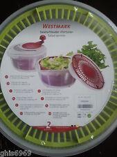 Essoreuse à salade ,essoreuse diamètre 26 cm ,éssoreuse à salade 5 L ,WESTMARK