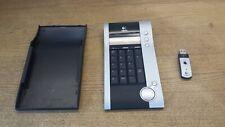 Logitech Wireless Numeric Pad Keypad / Calculator with Receiver Grade B