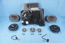 Nissan Titan XD Rockford Fosgate Speaker Audio System 10 pc Set 2016-2019 OEM
