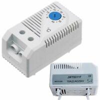 Controlador Termostato Enfriamiento JWT6011F Para Ventilador Caja Distribución
