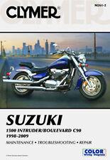 CLYMER MANUAL SUZUKI BOULEVARD C90/C90T 2006-2009, INTRUDER LC 1500 1998-2009