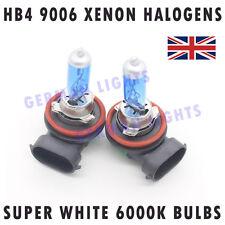 * 2x HB4 Super Xenon Blanco Faros Bombillas 6000K Audi Bmw Mercedes Ford Golf Niebla
