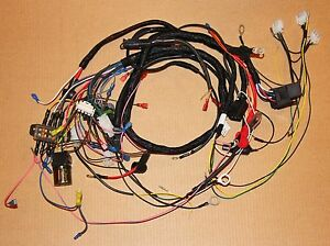 Wiring assembly for motorcycle URAL 750 cc.(NEW)