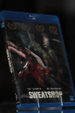 Sweatshop | Blu-ray | FSK 18 | sehr guter Zustand