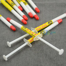 1g Syringe Thermal Grease White CPU Heat Sink Thermal Paste Conductive Compound