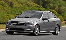 SML AUFKLEBER Mercedes Benz W204 US AMG Sticker Style Reflektor Sidemarker Optik
