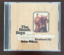Brian Wilson BEACH BOYS Pet Sounds Sessions 24TRX PROMO SAMPLER CD 1996
