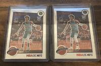 2019-20 Panini NBA Hoops Premium Stock Ja Morant Tribute RC #297 Lot Of 2 🔥