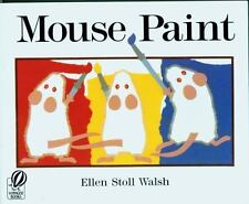 Mouse Paint [ Walsh, Ellen Stoll ] Used - Good