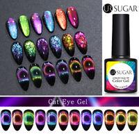 UR SUGAR 7.5ml 9D Cat Eye UV Gel Nail Polish Soak Off Magnetic Gel Nail Varnish
