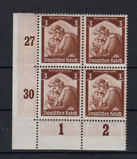 "5045) German Empire Third Reich 1935 mint never hinged ""The Saar returns home"" 4"