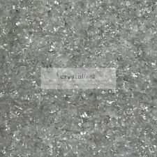 Mini Bulk NATURALClear quartz crystal 1- 4mm Tumbled Stone Reiki Healing 1/2lb