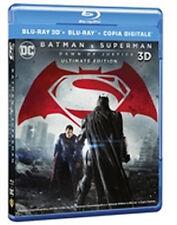 Batman v Superman - Dawn of Justice - Ultimate Edition (Blu-Ray 3D + Blu-Ray)