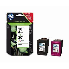 Genuine HP 301 For Deskjet 2000 2050 Ink Cartridges