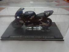 Atlas Yamaha Diecast Racing Motorcycles
