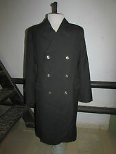 Soviet russian military navy black summer coat uniform military size 50-4