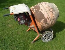 Belle Minimix 150 Petrol Cement Concrete Mixer - Honda GXH50 Engine
