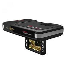 3 in 1 Car DVR Radar Dash Cam Laser Video Speed Detector/GPS Car Camera Record