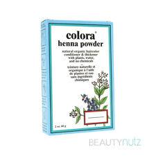 Colora Henna Powder Natural Organic Haircolor 2 oz (Choose from 12 colors)