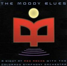 Moody Blues : A Night At Red Rocks With The Colorado S CD
