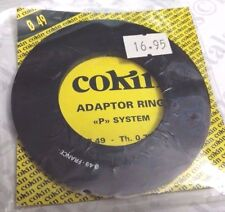 Genuine Cokin P Series 49mm Adapter Ring P449 Made in France Original 49 mm
