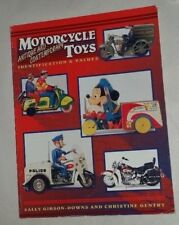 ANTIQUE & Contemporary MOTORCYCLE TOYS Value Guide Book