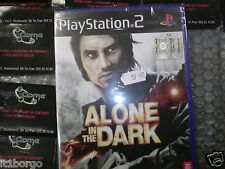 ALONE IN THE DARK PS 2 PAL NUOVO