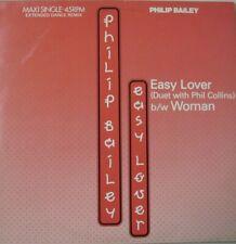PHILIP BAILEY - EASY LOVER  - MAXI - 45 RPM
