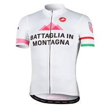 Castelli Battaglia in Montagna Women's Team Cycling Jersey Size XL
