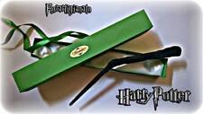 Bacchetta Magica di Bellatrix Harry Potter Ollivander Nuova by Florartigianato