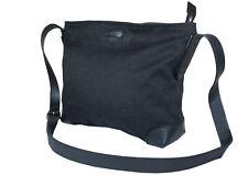 GUCCI Sherry Line GG Web Canvas Leather Black Crossbody Shoulder Bag GS2457
