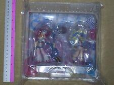 Phat! GURREN LAGANN YOKO & NIA , BOOTA Figure Statue Set GURRENLAGANN