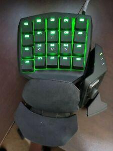 Razer Orbweaver Mechanical Gaming Keypad RZ07 ( Barely Used)