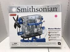 Smithsonian Motor-Works Gas Engine Model Kit Skill Level II New in Box