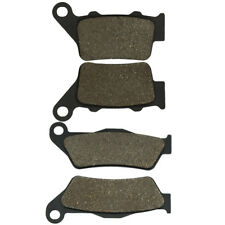 Front And Rear Brake Pads For ATK 125 2003 250/260 2003 250/370 04 605 Enduro 03