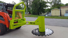 Rancher Series Pro-36 Fixed Position Non-Rotating Tree Saw